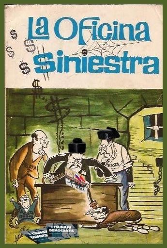 Adaptació d'un dibuix original de Pablo San José Garcia (La Codorniz).